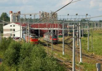 Станция стыкования токов Свирь