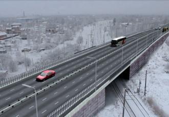 Реконструкция Гореловского путепровода