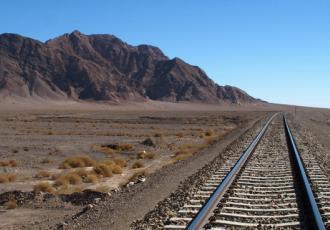 Электрификация железнодорожной линии Гармсар — Инче Бурун