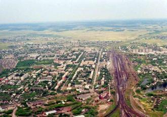 Железнодорожный узел Карталы