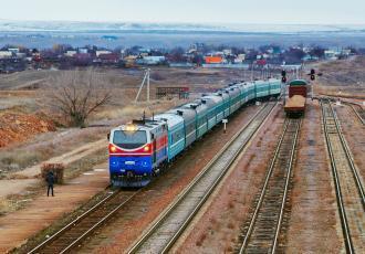 Станция Павлодар-Сортировочный