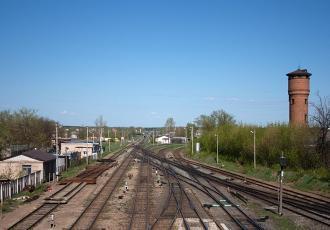 Даугавпилсский железнодорожный узел
