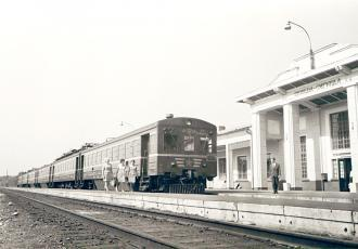 Вокзал Сигулда
