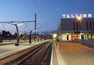 Вокзал Таллин-Балтийский